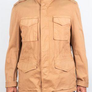 2 FLOR Modello FIELD Jacket Z529 Colore MIELE