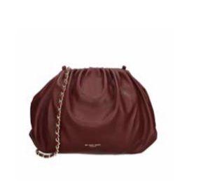 MY BEST BAGS – BEAUTY BAGS grandezza Media con tracolla colore Bordeaux