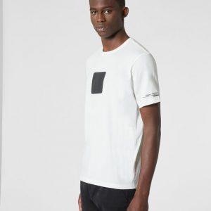 CP COMPANY – T-shirt New Logo Colore BIANCO