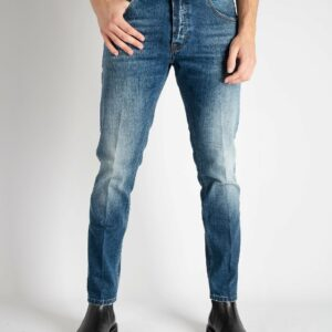 """DON THE FULLER"" Jeans YAREN slim fit in tela denim kurabo stretch"