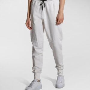 PEUTEREY – Pantalone BALIOS in felpa colore BIANCO