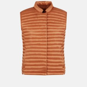 """SAVE THE DUCK"" Gilet ARIA in microtrapunta colore ROSA"